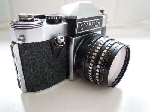 Pentax Mx with 50mmF1.7 lens